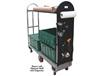 U-BOAT METAL UTILITY CART